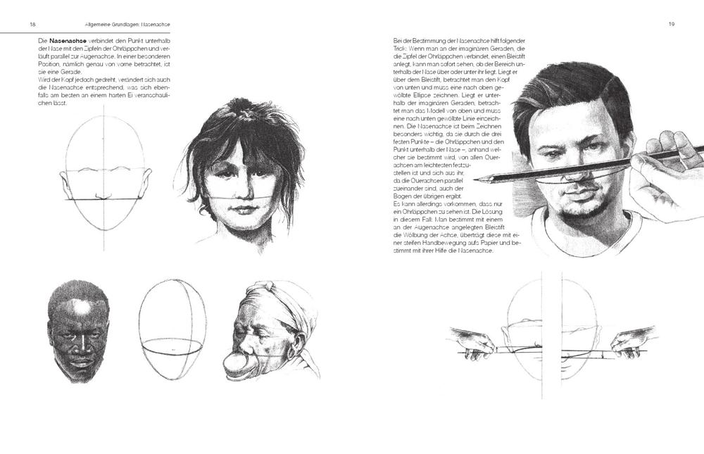 Booktopia - Portrait Drawing by SZUNYOGHY ANDRAS, 9783848002801. Buy ...