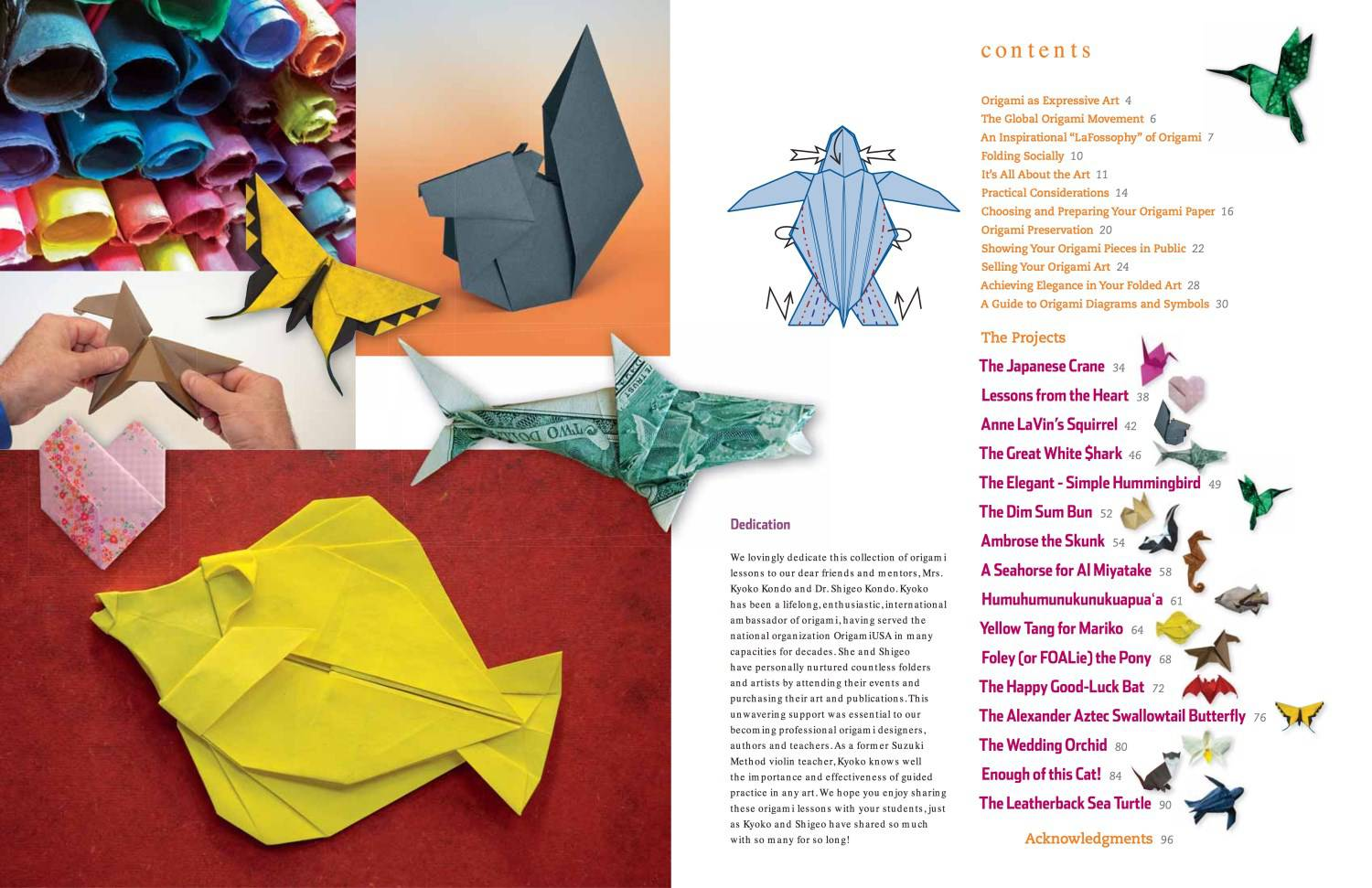 Lafosse Alexanders Essential Book Of Origami The Complete Guide Science Fiction Diagrams Description