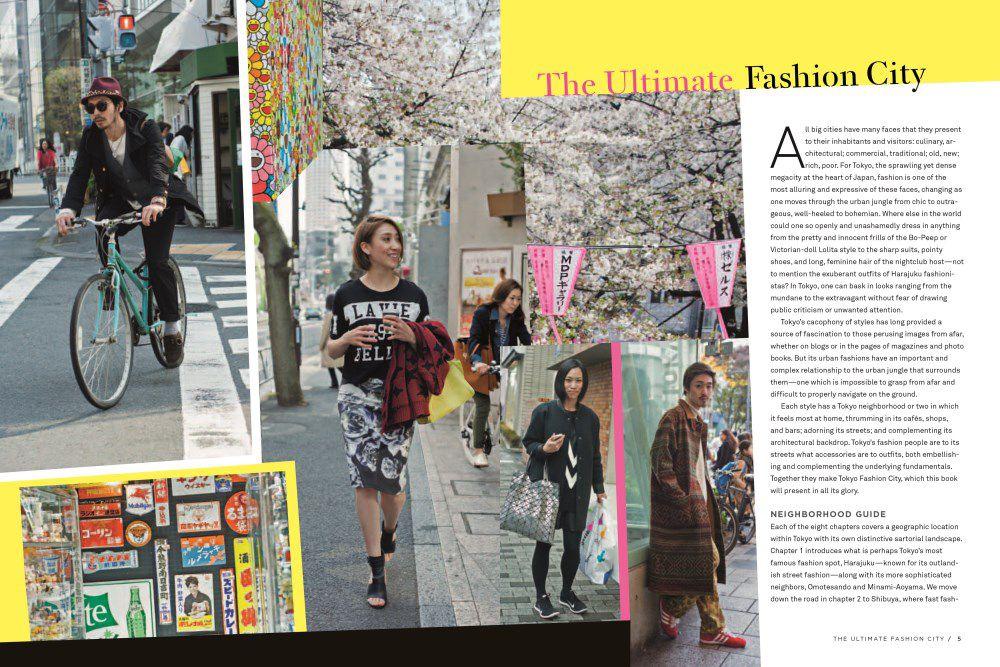Harajuku street style, fashion, cool makeup. Candid Tokyo city ...